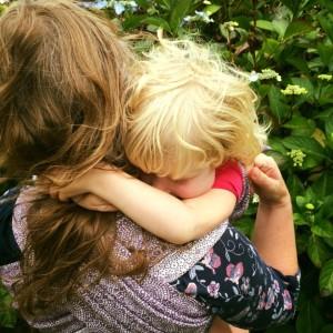 wrap hug