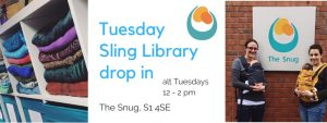 Tuesday Sling Library at the Snug @ The Snug | England | United Kingdom