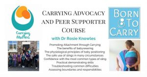 Carrying Advocacy and Peer Supporter Course @ The Snug | England | United Kingdom