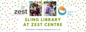 Sling Library at Zest @ Zest Centre | England | United Kingdom