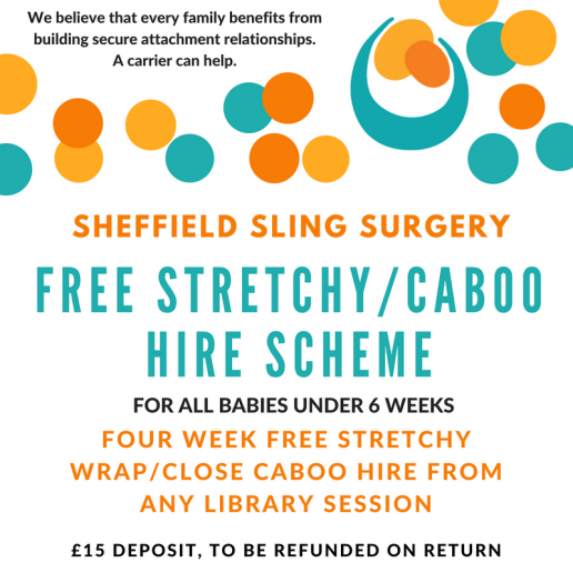 free stretchy caboo hire