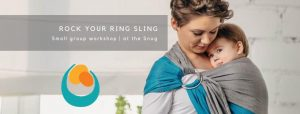 Rock your Ring Sling workshop @ The Snug | England | United Kingdom