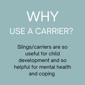 why use a sling